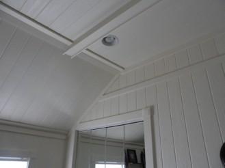 raised ceiling attic
