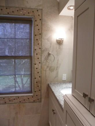 tile window frame