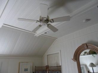 raised ceiling