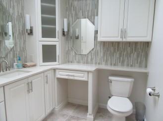 tile bathroom walls